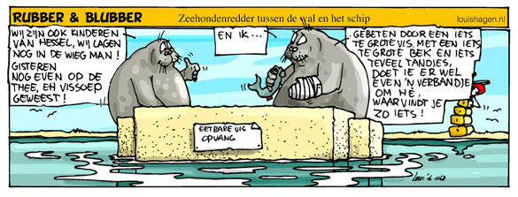 Hessel Wiegman-cartoon